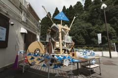 Nadegata Instant Party(中崎 透+山城 大督+野田 智子)