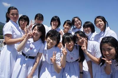 松蔭中学校・高等学校 美術部