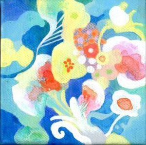 ニシムラマホ「花の名前」