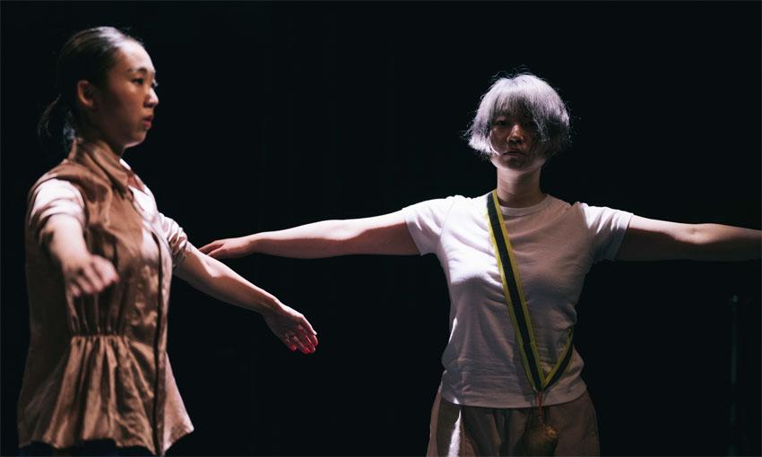 Chie Nakane et Yuka Uchida