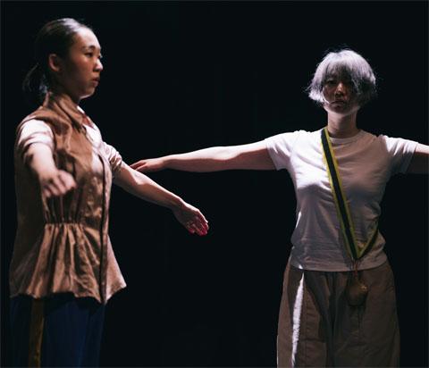 Chie Nakane dan Yuka Uchida