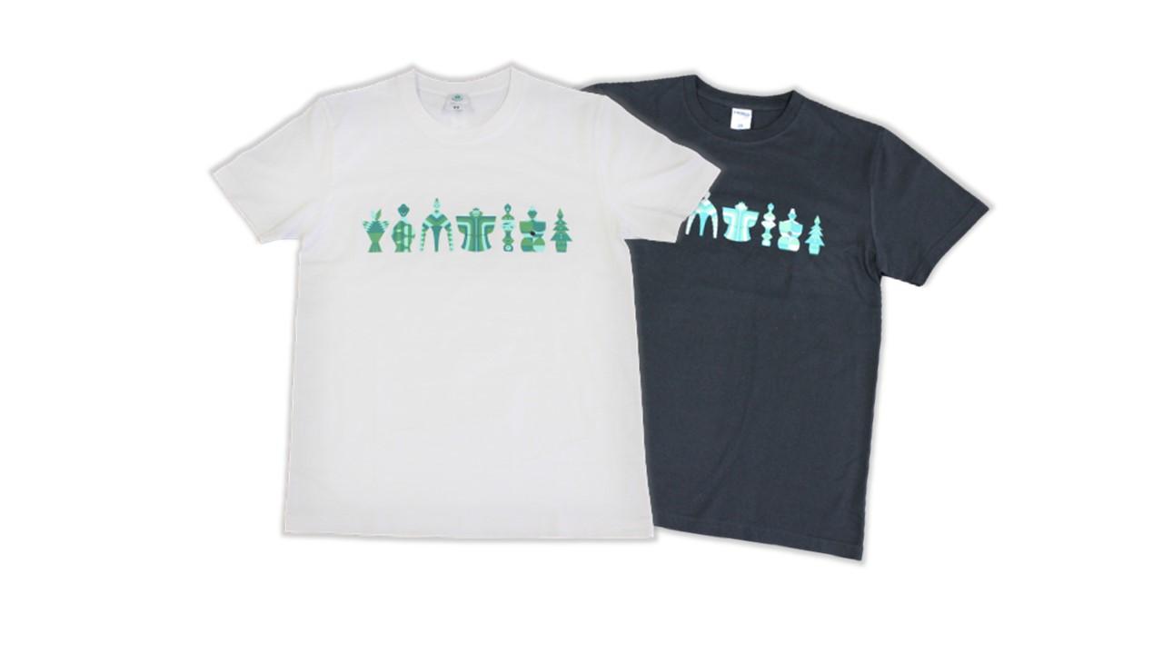 GREENIA Tシャツ