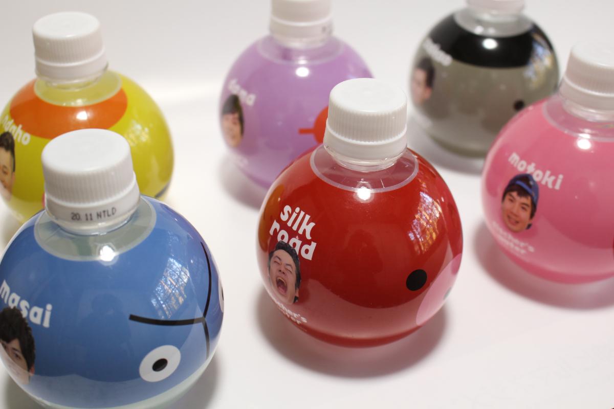 球体ボトルウォーター(フィッシャーズ公式ウォーター)