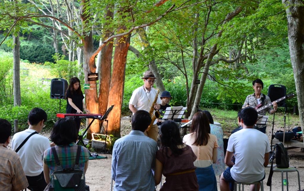 夕涼みコンサート | 六甲高山植物園