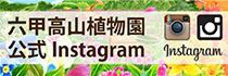 六甲高山植物園 公式インスタグラム