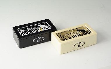 ピアノキャット宝石箱