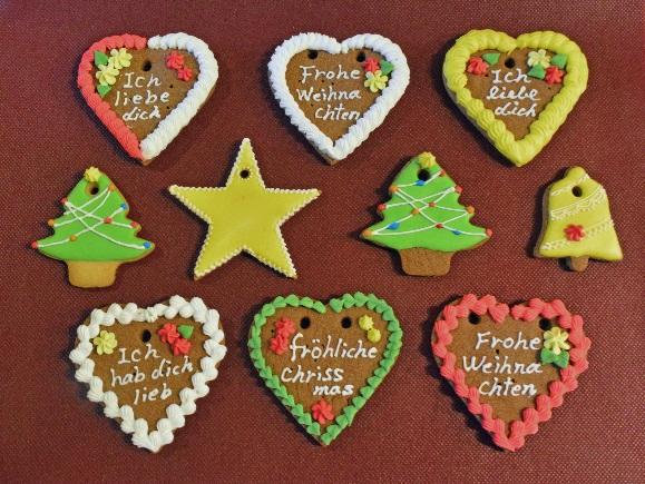 クリスマスクッキー2019