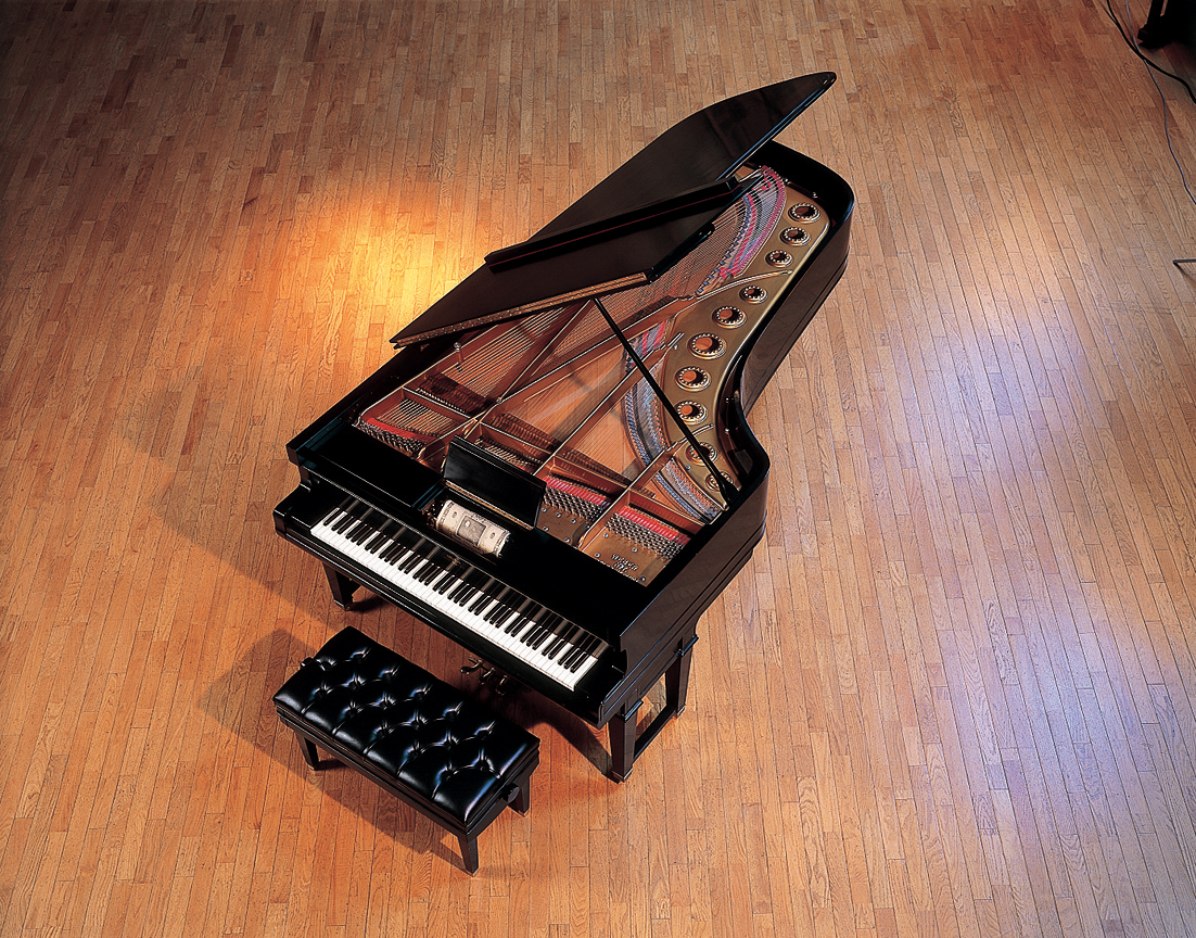 ウェーバー9フィートグランドピアノ