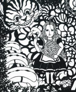 ตัดกระดาษโดย Yusuke Shimomura