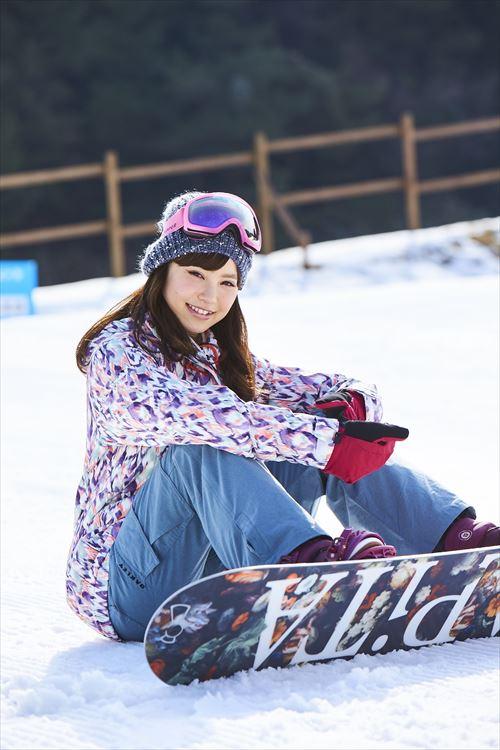 ジュニアスノーボードスクール