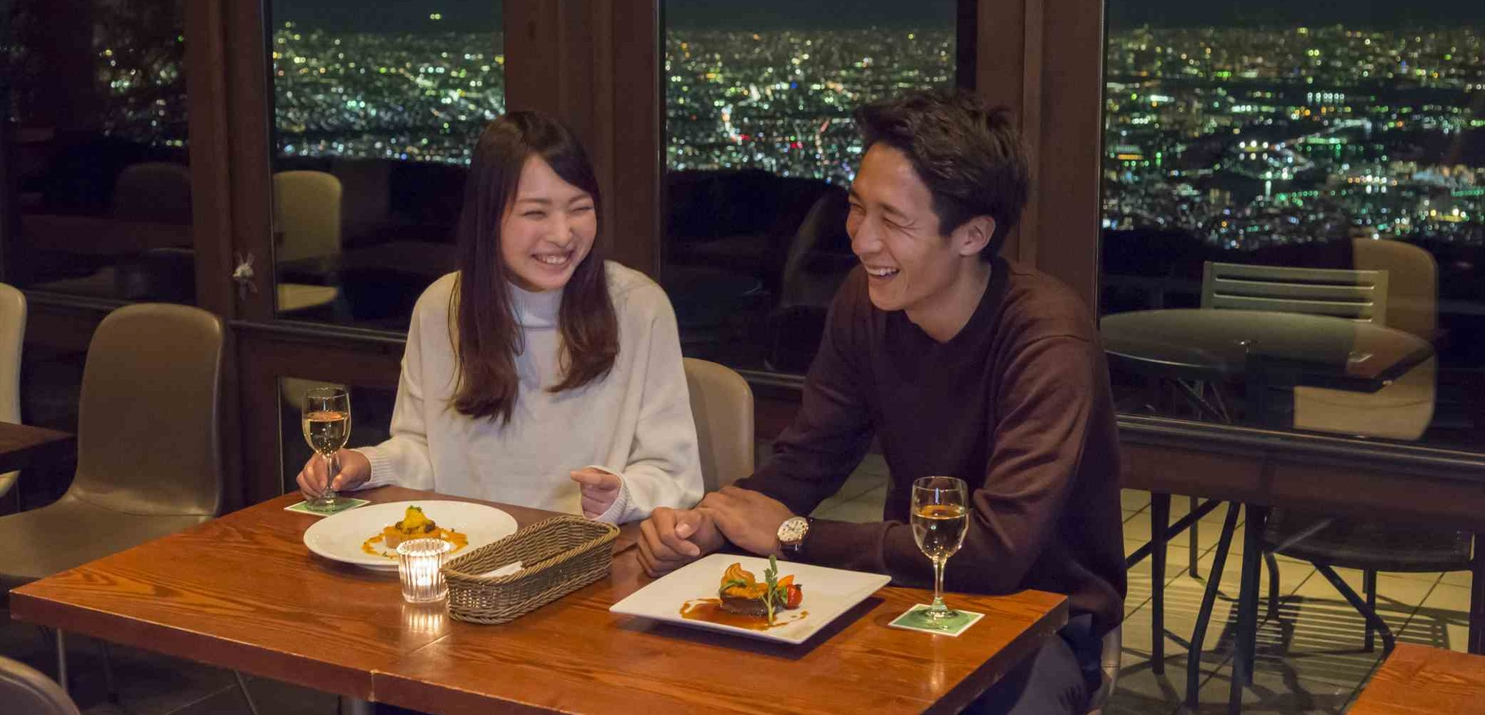 ≪11/3(火・祝)~予約受付開始!≫ X'mas Special Dinner at Mt. Rokko