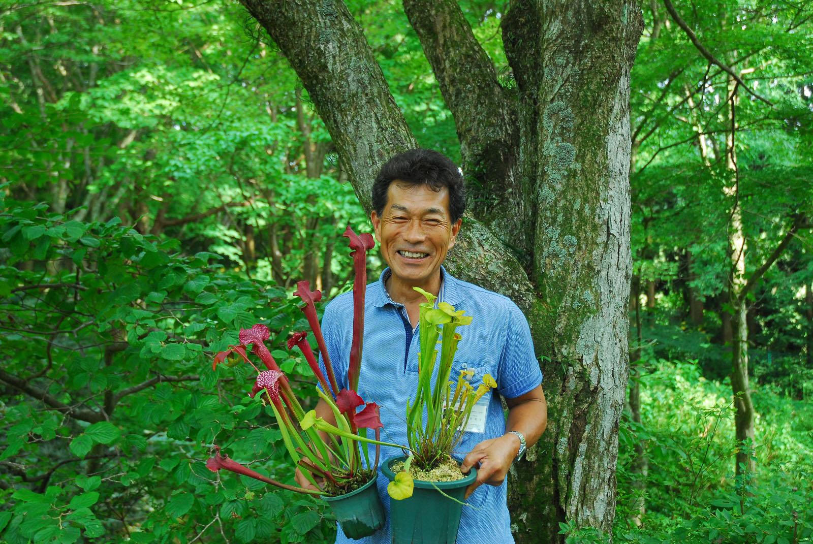 【満席になりました!】食虫植物の寄せ植え体験